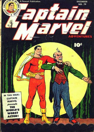 Captain Marvel Adventures Vol 1 79