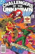 Challengers of the Unknown Vol 1 86