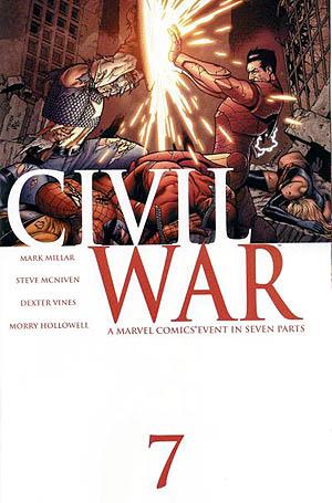 Civil War (comics)