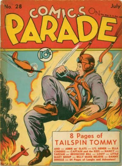 Comics on Parade Vol 1 28