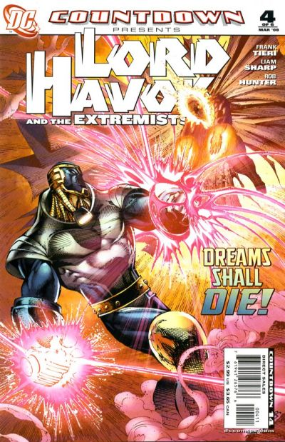 Countdown Presents: Lord Havok and the Extremists Vol 1 4
