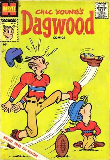 Dagwood Comics Vol 1 97