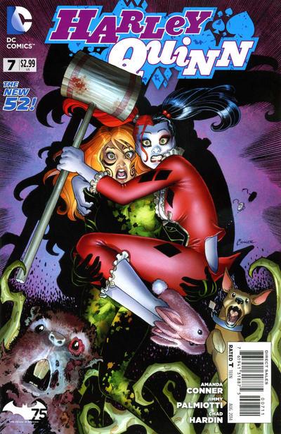Harley Quinn Vol 2 7
