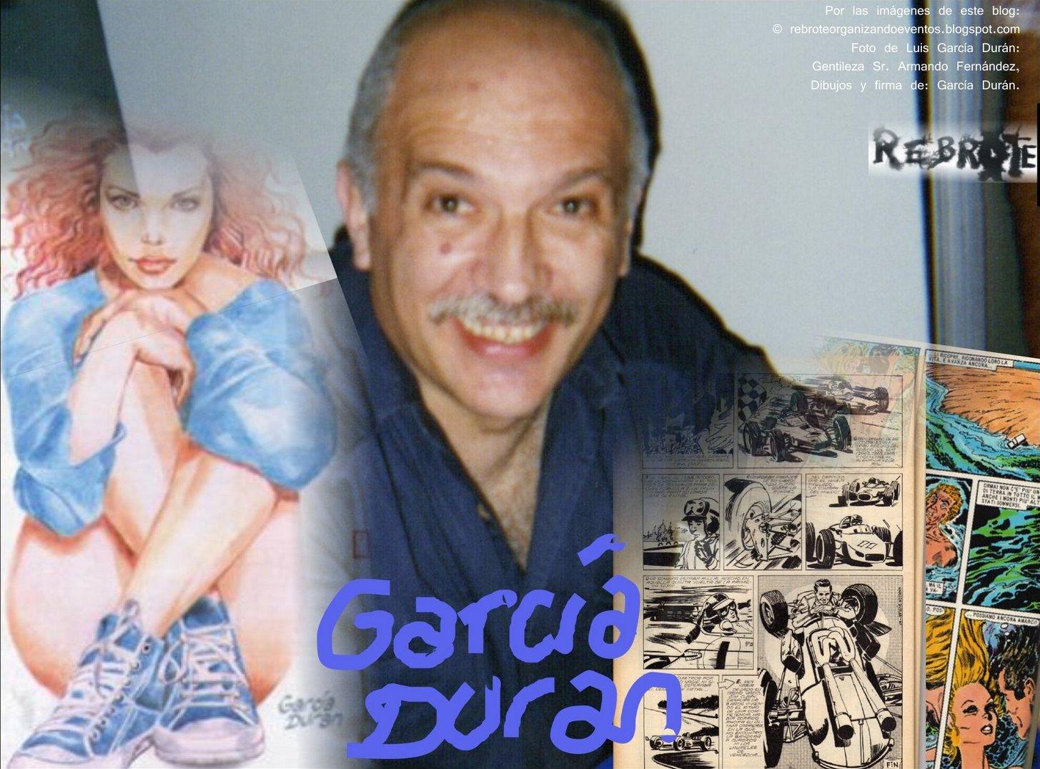 Luis Garcia Duran