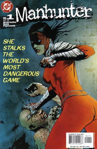 Manhunter Vol 3 1