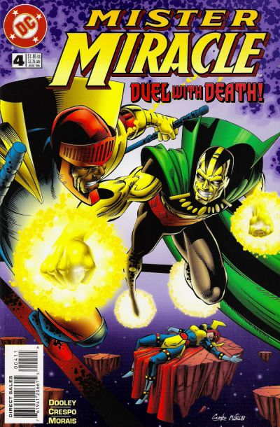 Mister Miracle Vol 3 4