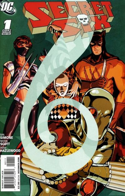 Secret Six Vol 3