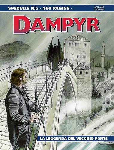 Speciale Dampyr Vol 1 5