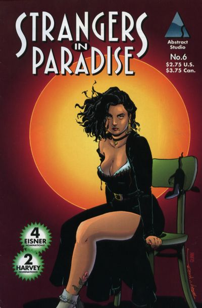 Strangers in Paradise Vol 2 6
