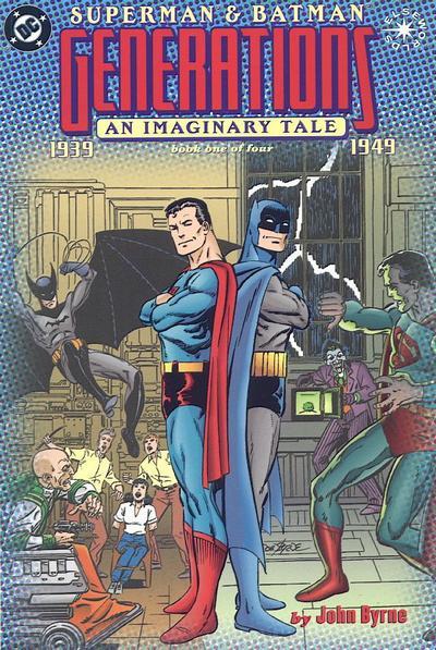 Superman & Batman: Generations Vol 1 1