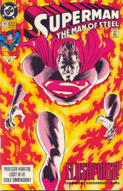 Superman: Man of Steel Vol 1 11