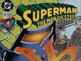 Superman: Man of Steel Vol 1 9