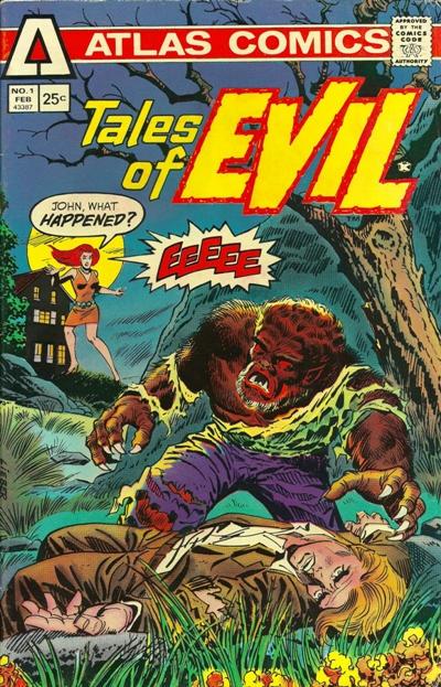 Tales of Evil Vol 1