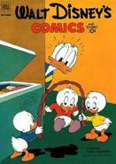 Walt Disney's Comics and Stories Vol 1 145