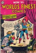 World's Finest Comics Vol 1 73