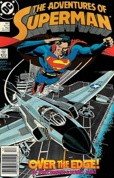 Adventures of Superman Vol 1 447