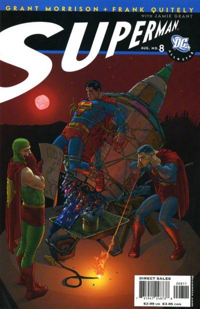 All-Star Superman Vol 1 8