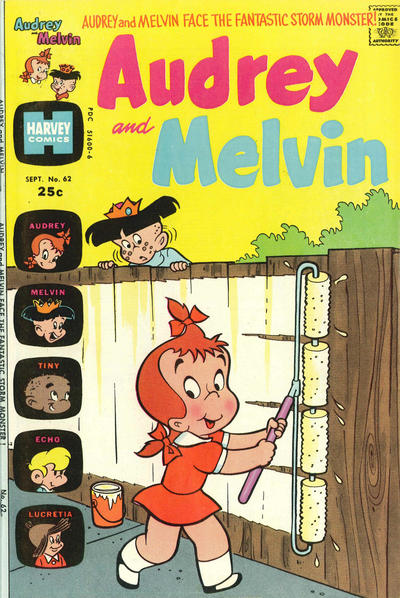 Audrey and Melvin Vol 1