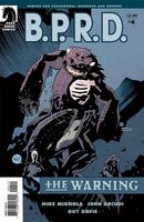 BPRD The Warning Vol 1 4