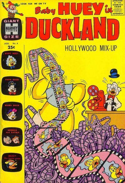 Baby Huey in Duckland Vol 1 4