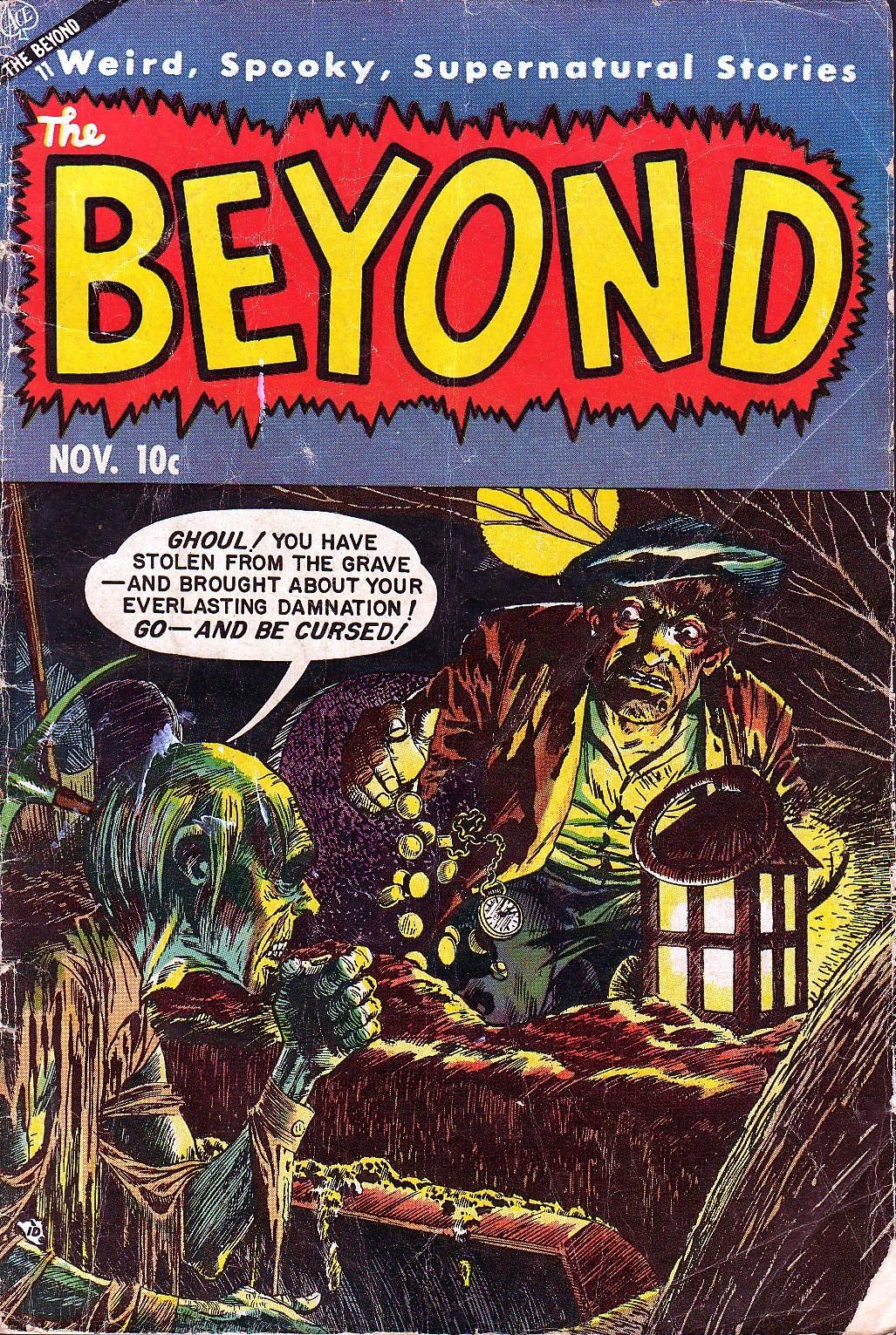 The Beyond Vol 1 23