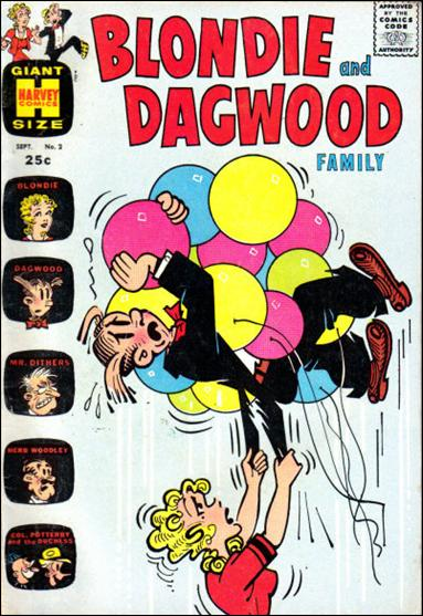 Blondie & Dagwood Family Vol 1 2