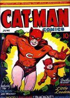 Cat-Man Comics Vol 1 11