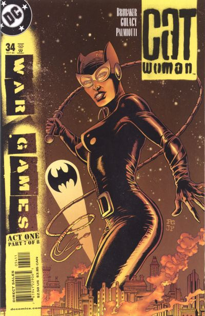 Catwoman Vol 3 34