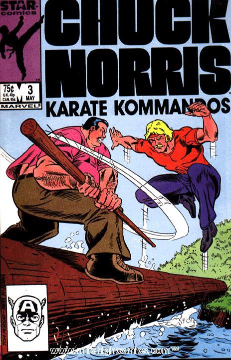 Chuck Norris Vol 1 3