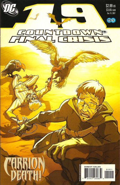 Countdown to Final Crisis Vol 1 19
