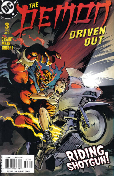 Demon: Driven Out Vol 1 3