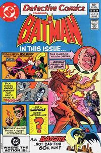 Detective Comics Vol 1 515