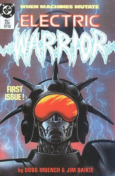 Electric Warrior Vol 1