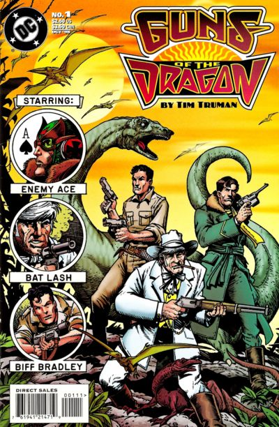 Guns of the Dragon Vol 1 1