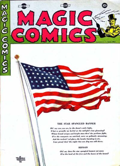 Magic Comics Vol 1 36