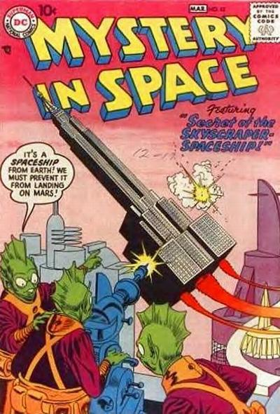 Mystery in Space Vol 1 42
