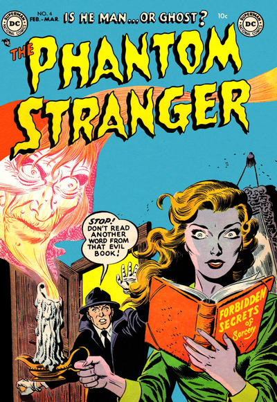 Phantom Stranger Vol 1 4