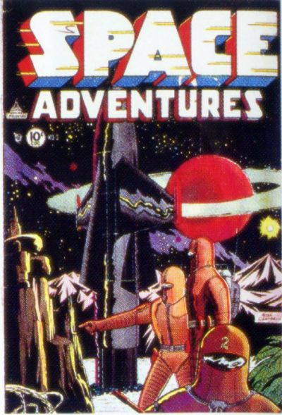 Space Adventures Vol 1 5