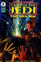 Star Wars Tales of the Jedi The Sith War Vol 1 2