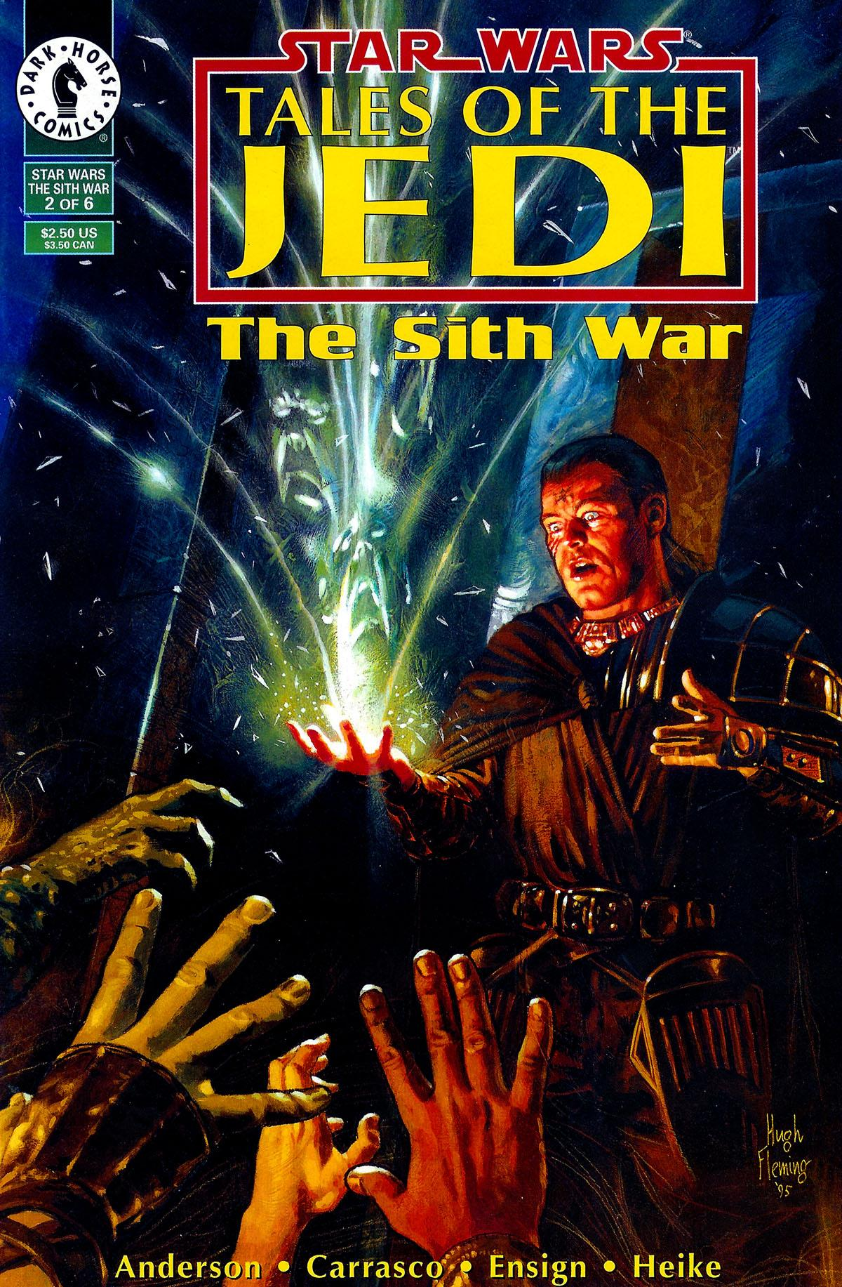 Star Wars: Tales of the Jedi­: The Sith War Vol 1 2