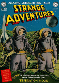 Strange Adventures Vol 1