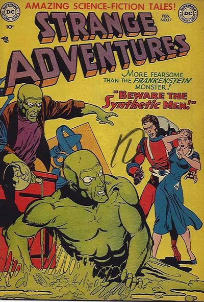 Strange Adventures Vol 1 17