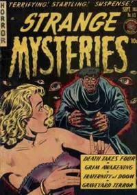 Strange Mysteries Vol 1 13