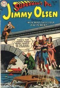 Superman's Pal, Jimmy Olsen Vol 1 3.jpg