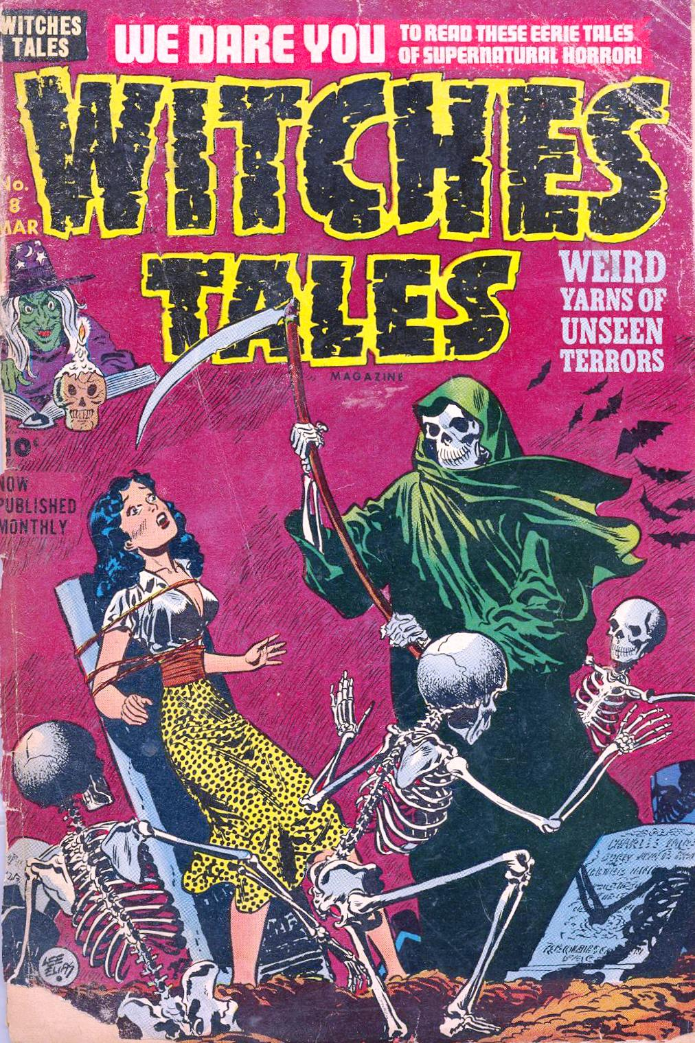 Witches Tales Vol 1 8