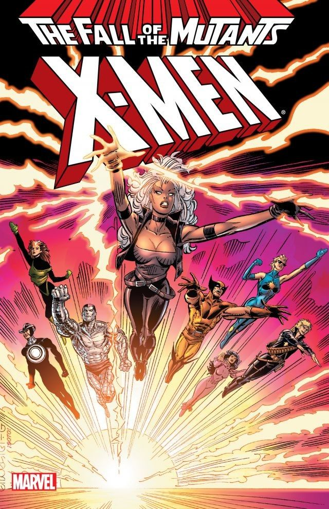 X-Men: The Fall of the Mutants Vol 1