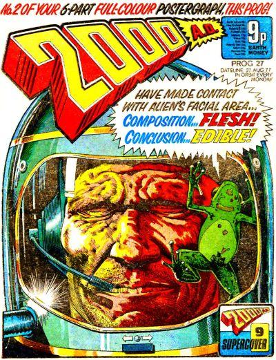2000 AD Vol 1 27