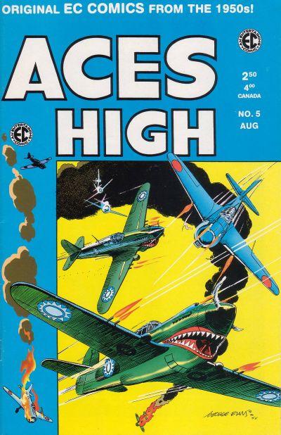 Aces High (1999) Vol 2 5