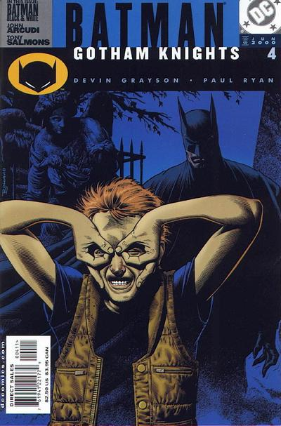 Batman: Gotham Knights Vol 1 4