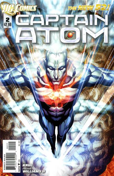Captain Atom Vol 2 2